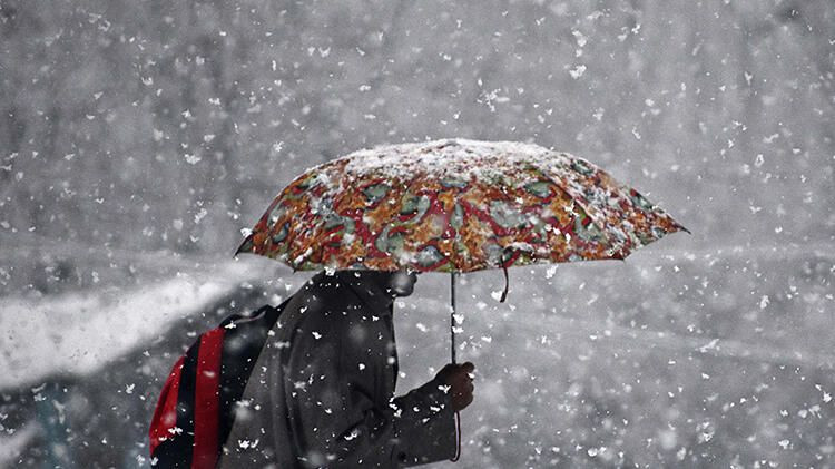 Meteoroloji'den İstanbul ve birçok il için sel uyarısı | 12 Ocak 2021 hava durumu - Sayfa 1