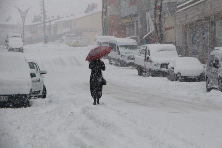 Meteoroloji haritayı yayınladı! İşte kar için beklenen tarih... - Sayfa 2