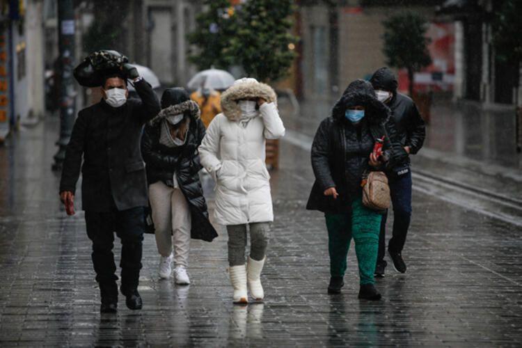 Meteoroloji'den İstanbul ve birçok il için sel uyarısı | 12 Ocak 2021 hava durumu - Sayfa 4