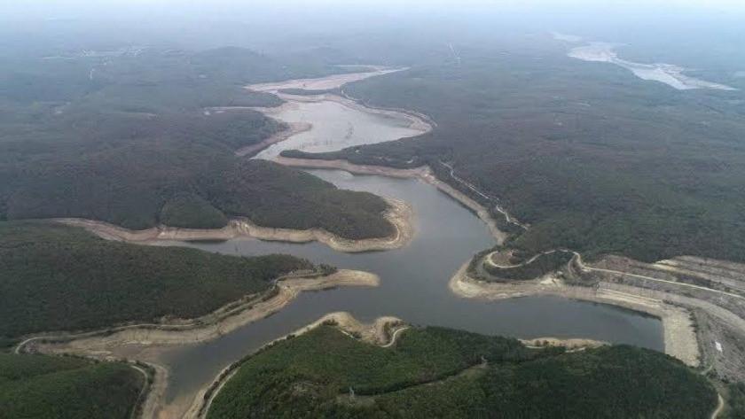 İstanbul barajlarının doluluk oranı artıyor…