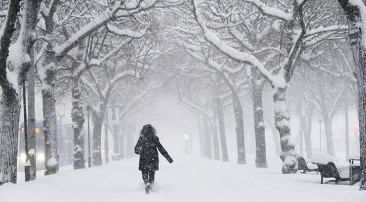Meteoroloji'den 36 kent için sarı ve turuncu alarm! Sağanak, kar ve fırtına... - Sayfa 1