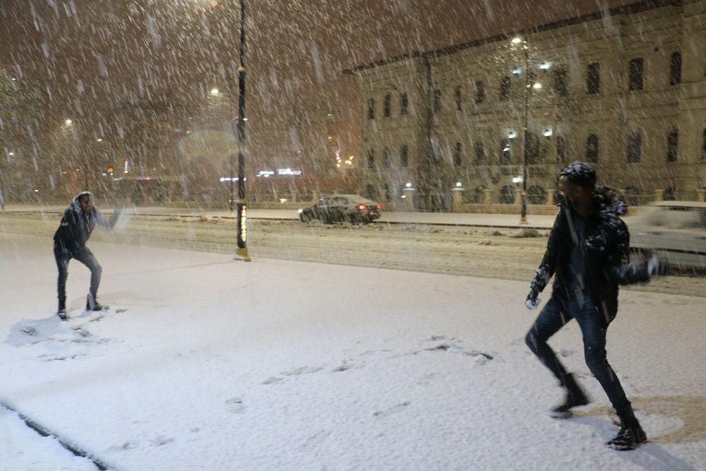 Sivas'ta uzun süredir beklenen kar sevinci! - Sayfa 2