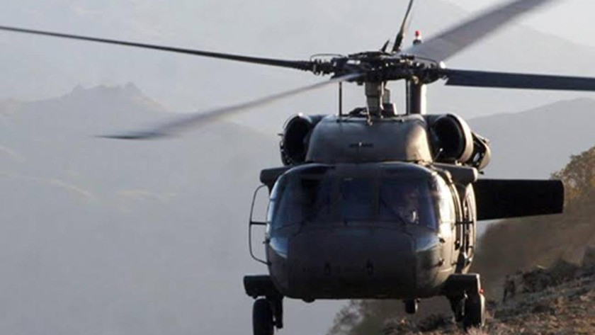 Beykoz'da 'helikopter düştü' ihbarı asılsız çıktı