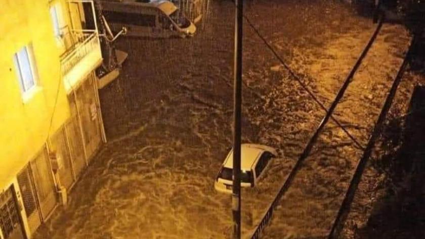 Meteoroloji uyarmıştı… Beklenen yağış başladı, hayatı felç etti