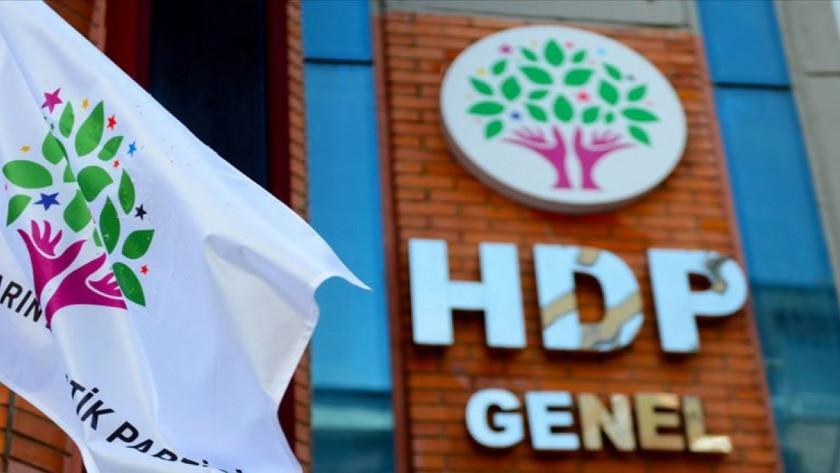 HDP 'den 'kapatma' açıklaması!