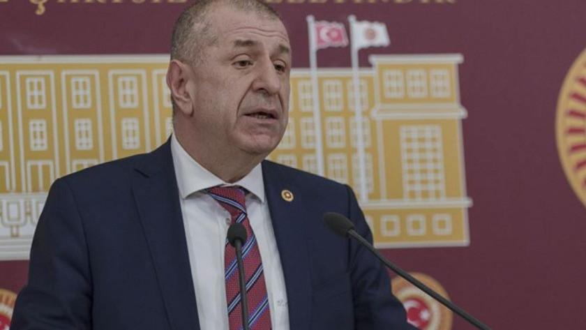 Ümit Özdağ'dan flaş açıklamalar! İYİ Parti beni tehdit ediyor...