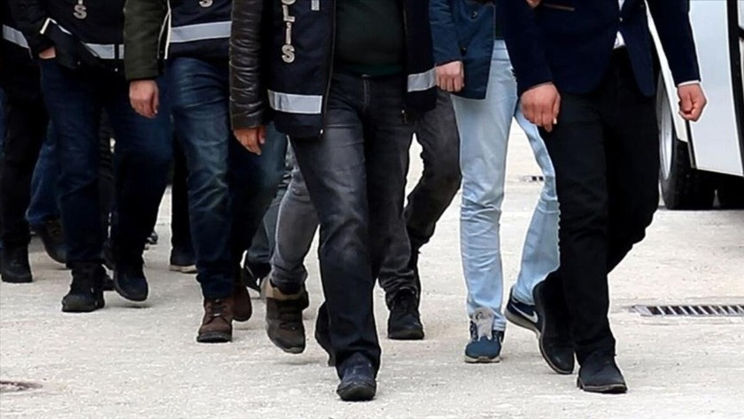 Ankara'da FETÖ operasyonu! Çok sayıda gözaltılar var