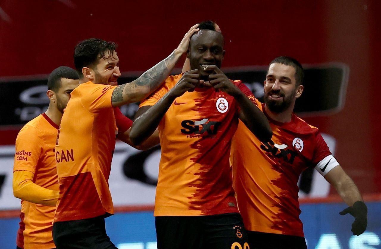 Premier Lig ekibinde Galatasaray'ın golcüsü Diagne'ye talip var! Galatasaray transfer haberi - Sayfa 1
