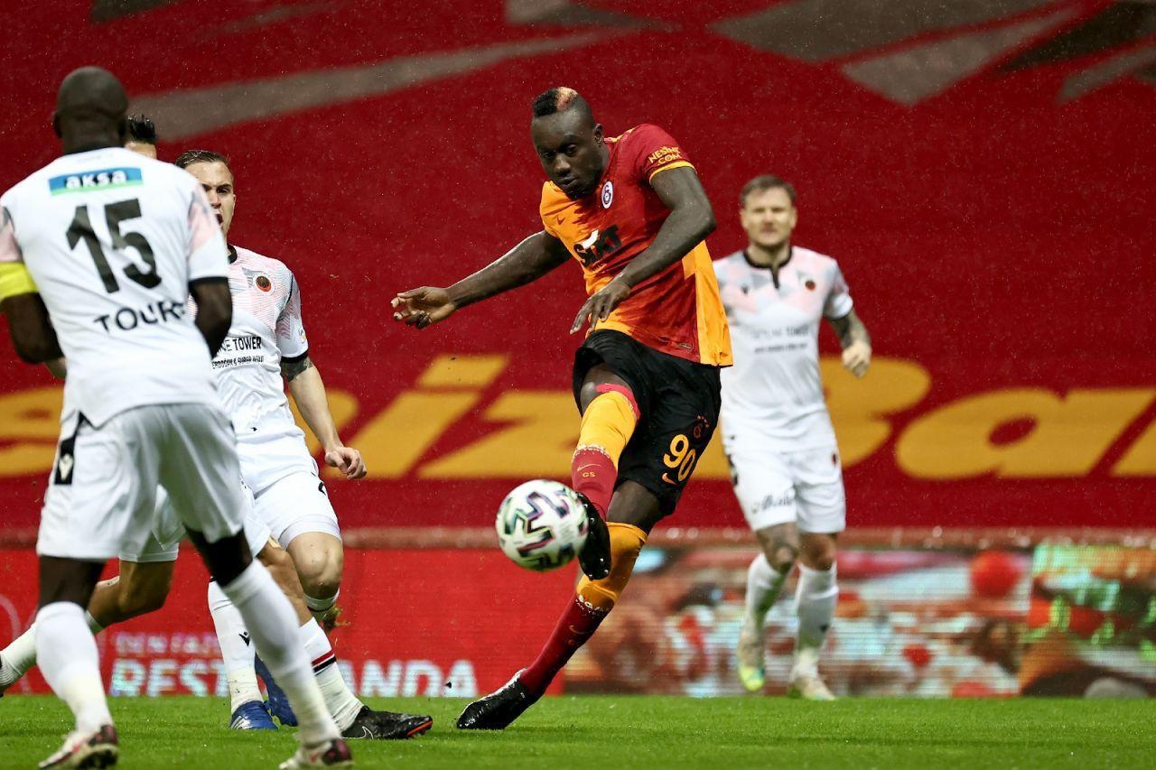 Premier Lig ekibinde Galatasaray'ın golcüsü Diagne'ye talip var! Galatasaray transfer haberi - Sayfa 3