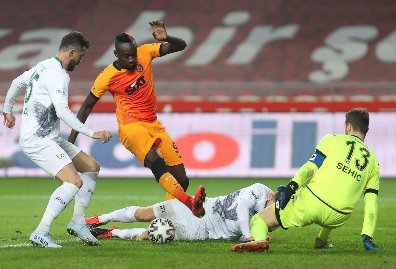 Premier Lig ekibinde Galatasaray'ın golcüsü Diagne'ye talip var! Galatasaray transfer haberi - Sayfa 4