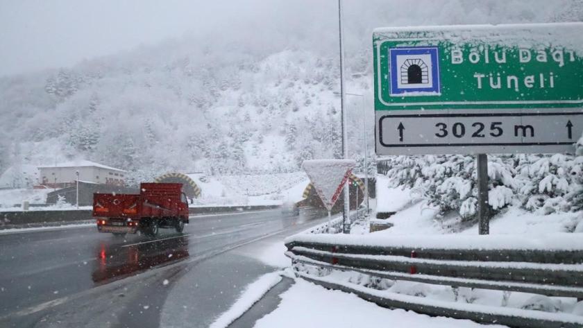 Bolu, Türkiye'nin en soğuk ili oldu!