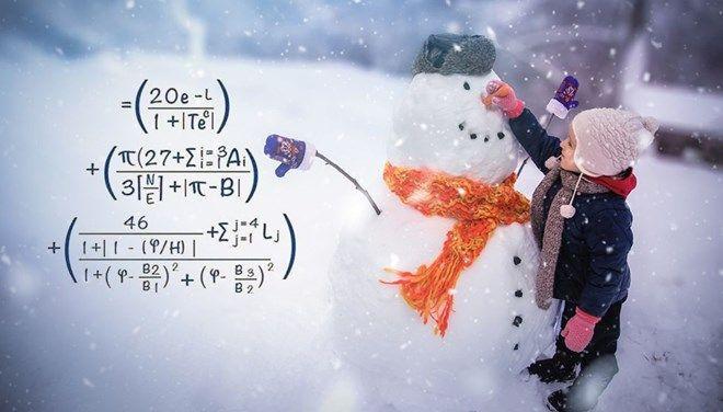 İşte 'mükemmel kardan adam' yapmanın matematiksel formülü - Sayfa 1