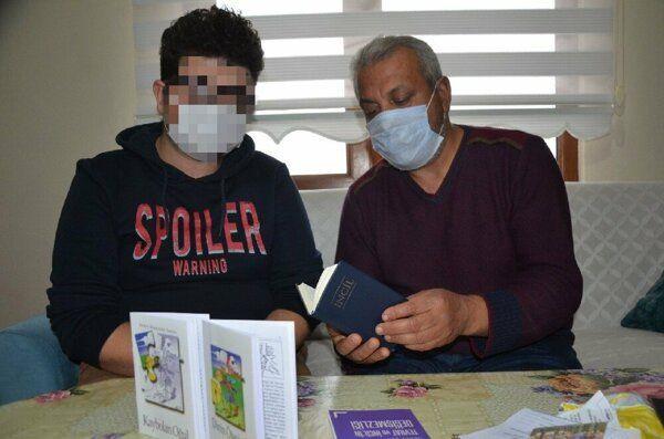 Ordu'da Müslüman aile hayatlarının şokunu yaşadı: Kargo ile İncil gönderdiler - Sayfa 1