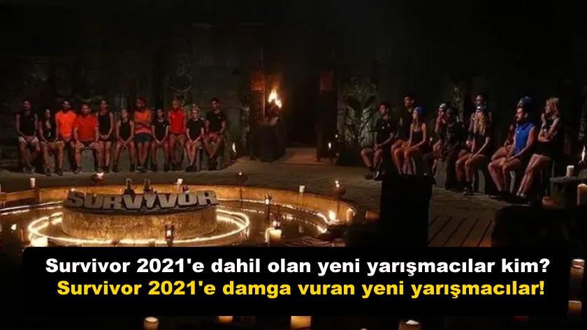 Survivor 2021'e dahil olan yeni yarışmacılar kim? Survivor 2021'e damga vuran yeni yarışmacılar!