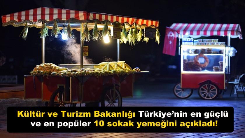 İşte Türkiye'nin en güçlü ve en popüler 10 sokak yemeğini