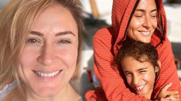 Kızının ilk kez regl olduğunu duyuran Ceyda Düvenci'ye sosyal medyadan tepki - Sayfa 1