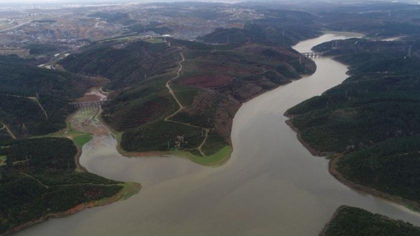 İSKİ açıkladı! İşte İstanbul'daki barajlarda doluluk oranları