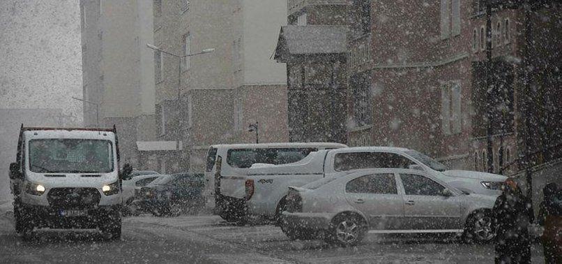 Meteoroloji'den çok sayıda kente kar, buzlanma ve don uyarısı! 21 Ocak tüm yurtta hava durumu.... - Sayfa 1