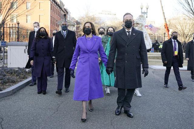ABD siyasetine damga vuran kadınlar yemin törenindeki kıyafetleriyle ne mesajı verdi? - Sayfa 2