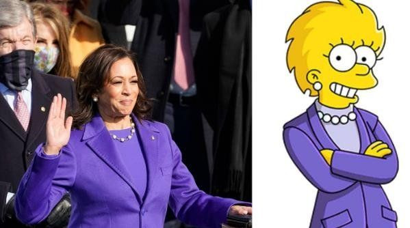 20 yıl önceden bildiler! ABD'deki Biden ve Harris'in yemin törenine Simpsonlar damga vurdu! - Sayfa 3