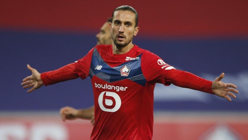 Yusuf Yazıcı Ligue 1'de ayın oyuncusu seçildi