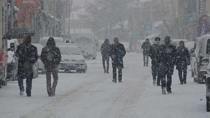 Meteoroloji'den çok sayıda kente kar, buzlanma ve don uyarısı! 21 Ocak tüm yurtta hava durumu.... - Sayfa 2