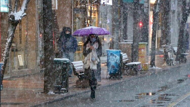 Meteoroloji'den bölge bölge uyarı! Sis, fırtına ve çığ tehlikesi | 22 Ocak 2021 hava durumu - Sayfa 1