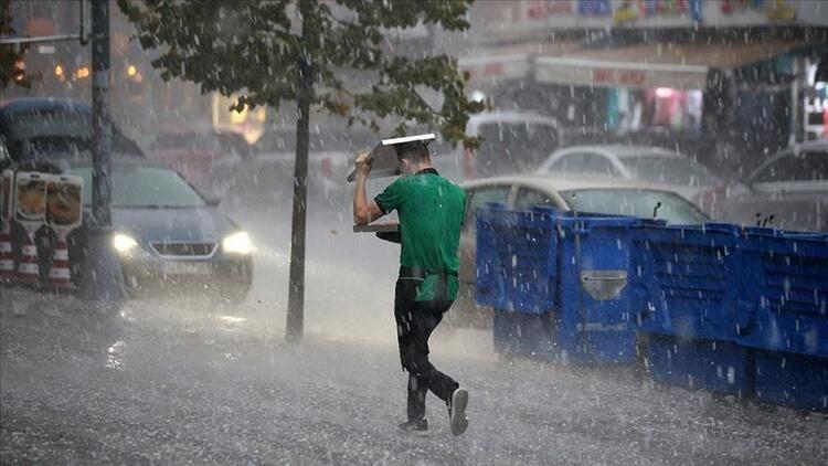Meteoroloji'den bölge bölge uyarı! Sis, fırtına ve çığ tehlikesi | 22 Ocak 2021 hava durumu - Sayfa 3