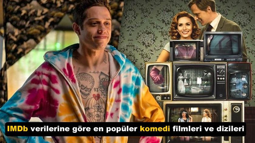 IMDb verilerine göre en popüler komedi filmleri ve dizileri