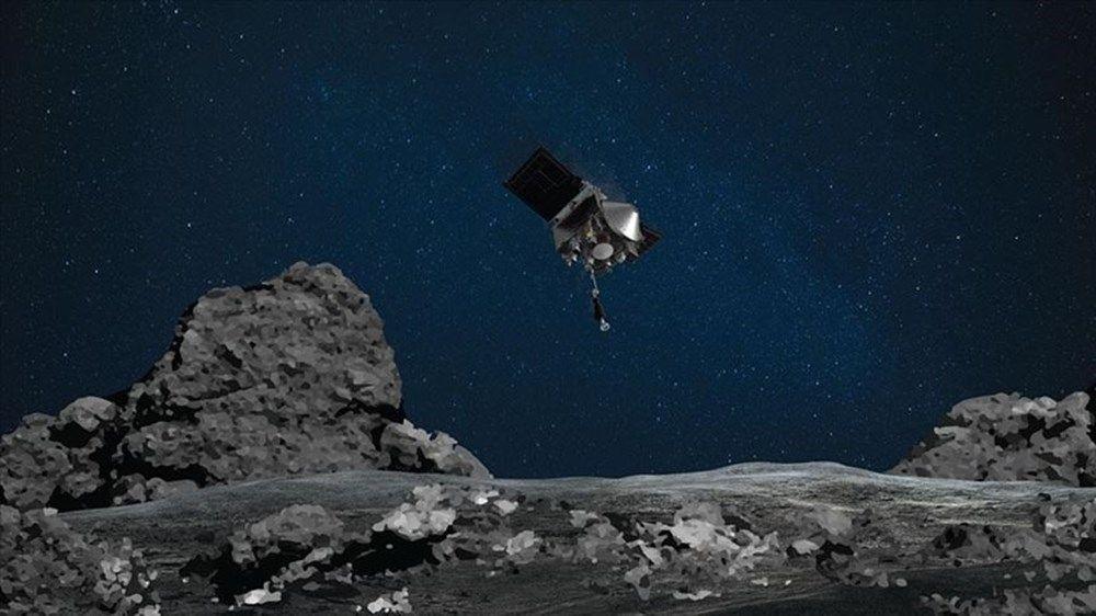 NASA, Dünya'ya En Yakın Asteroit Olan 'Kaos Tanrısı'nı Karşılamaya Hazırlanıyor - Sayfa 3