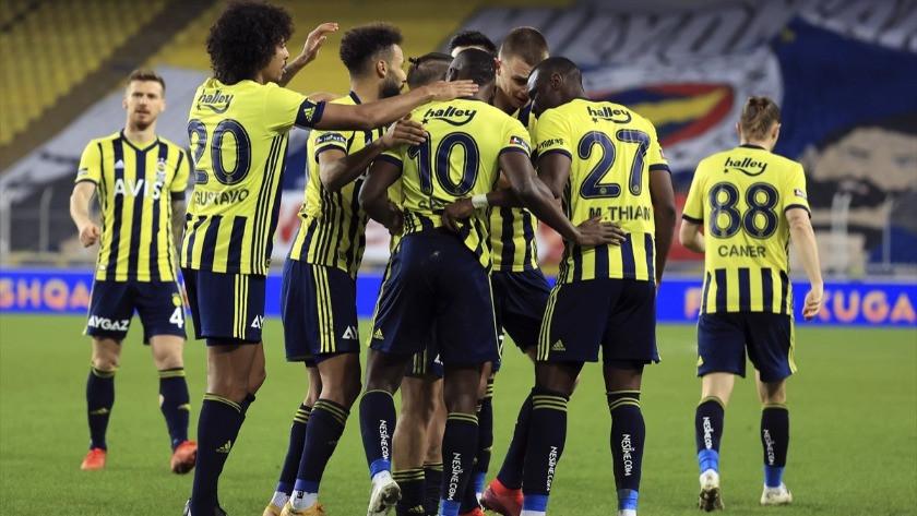 Fenerbahçe, Kayserispor'u rahat yendi