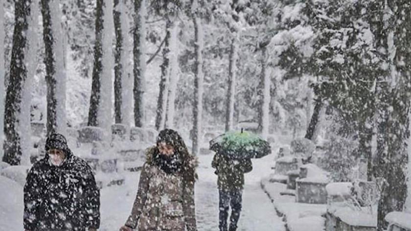 Meteoroloji uyardı: Yoğun kar yağışı geliyor!