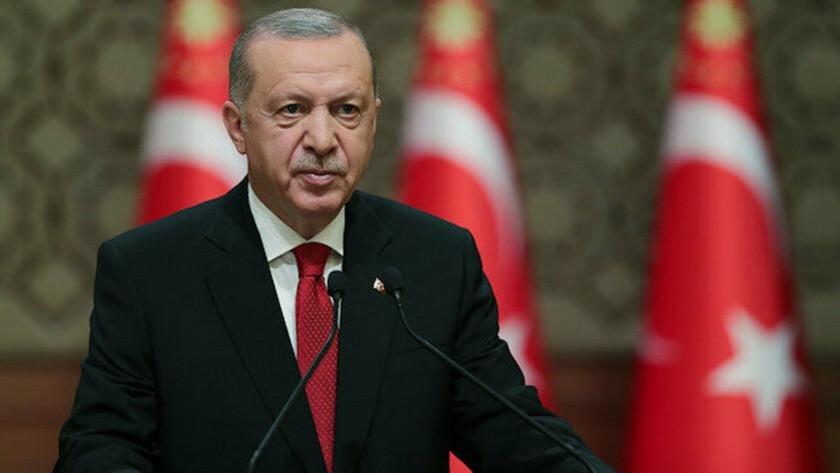 Erdoğan Sosyal Atama Töreni'nde konuşma yaptı