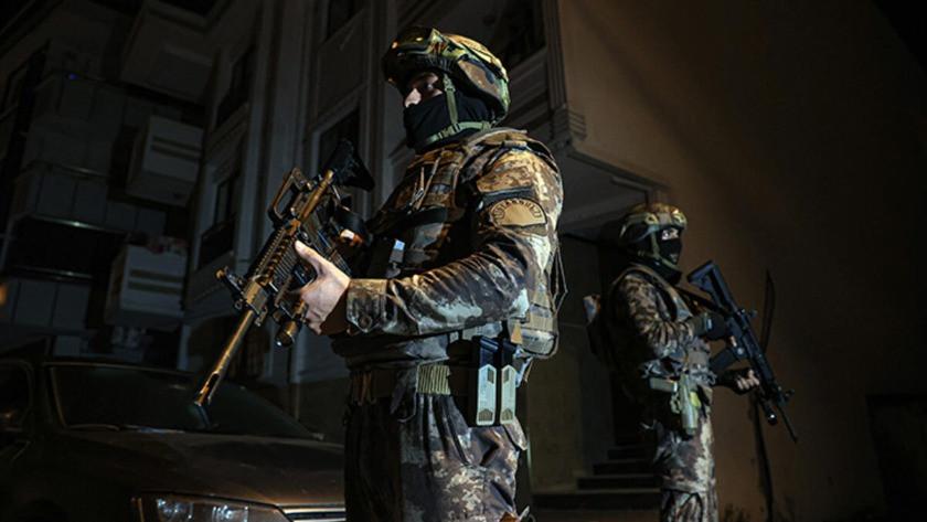 İstanbul'da DEAŞ operasyonu: Çok sayıda gözaltılar var