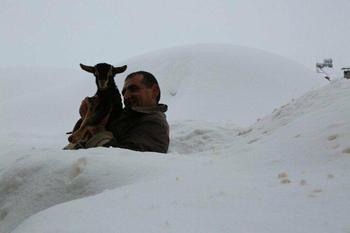 Tunceli'de evlerin bile kara gömüldüğü ilçede yaşam - Sayfa 3