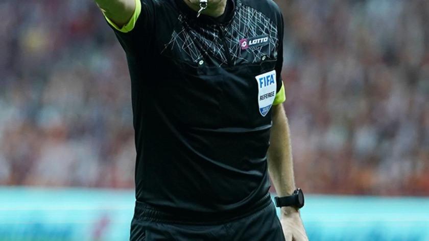 Süper Lig'de 25. haftanın hakemleri belli oldu