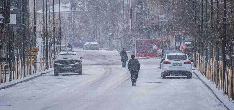 Sıcaklıklar düşüyor! Meteoroloji il il uyardı...  Yoğun kar yağışı uyarısı | 16 Şubat 2021 - Sayfa 3