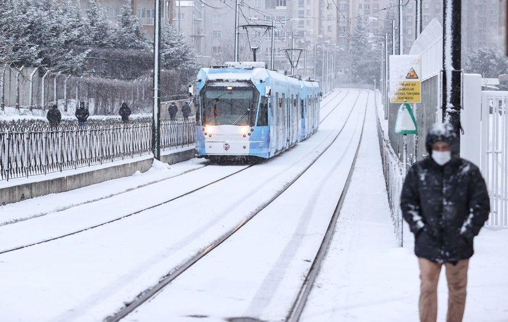 İstanbullular dikkat! Kar yağışı yeniden etkisini artırdı - Sayfa 3
