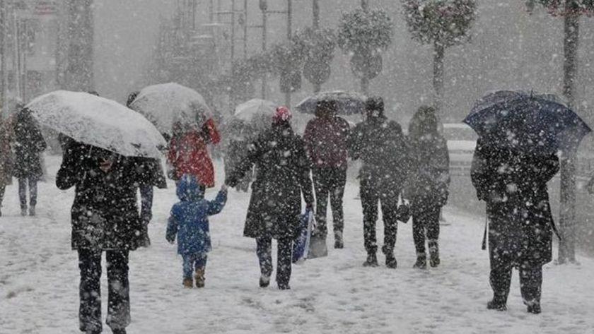 Meteoroloji'den Yoğun Kar Yağışı, Çığ ve Zirai Don Uyarısı! | 18 Şubat 2021 Perşembe Hava Durumu - Sayfa 1