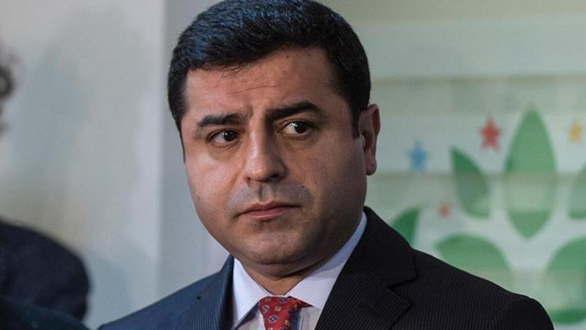 Selahattin Demirtaş'tan Gara açıklaması