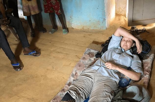 Ashley Judd Kongo Cumhuriyeti'nde ormanda 5 saat sonra kurtulabildi - Sayfa 3