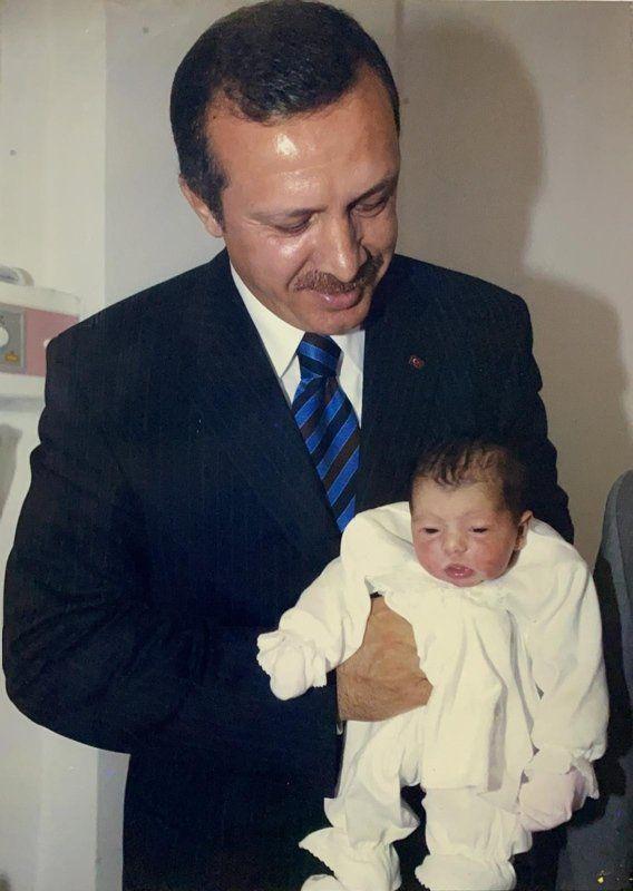 Cumhurbaşkanı Erdoğan'a sürpriz! Fotoğrafın detayları ortaya çıktı - Sayfa 3