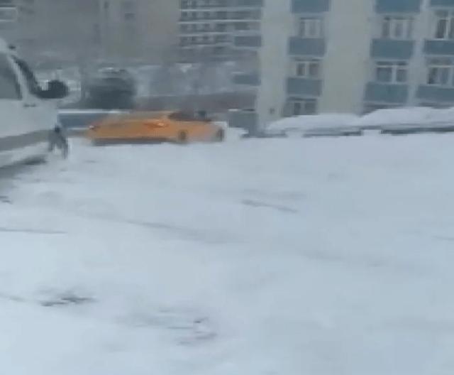 İstanbul'da feci kar kazası - Sayfa 4