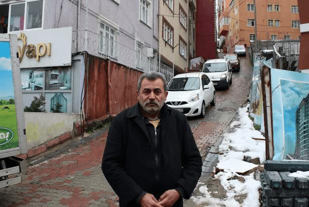 İstanbul'da feci kar kazası - Sayfa 1