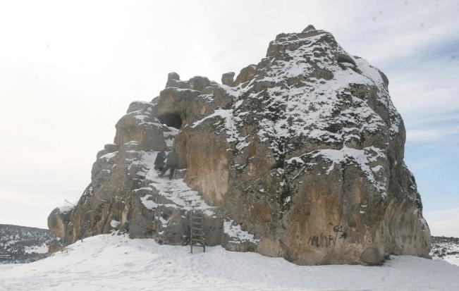 3 bin yıllık geçmişe sahip 5 katlı Avdalaz Kalesi - Sayfa 4