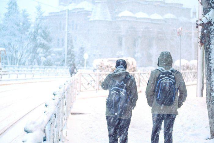 Bu bölgelerde yaşayanlar dikkat! Meteoroloji'den yoğun kar ve çığ uyarısı I 23 Şubat 2021 - Sayfa 1