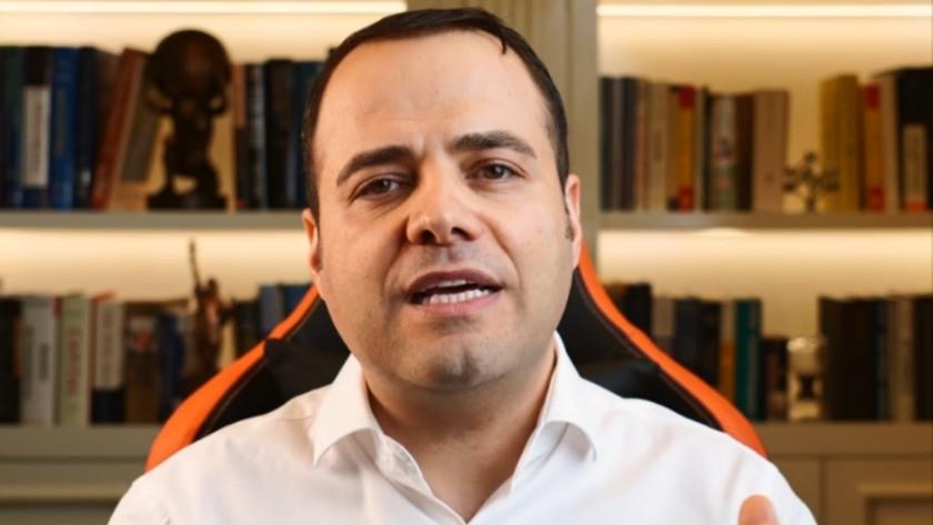 Özgür Demirtaş'ın Berat Albayrak'a CV'sini gönderttiği ortaya çıktı