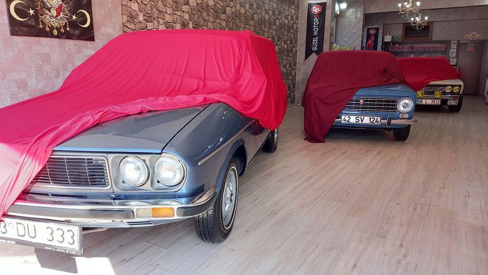 Gözü gibi baktığı orijinalliğini koruyan klasik otomobillerine fiyat biçemiyor! video izle - Sayfa 2