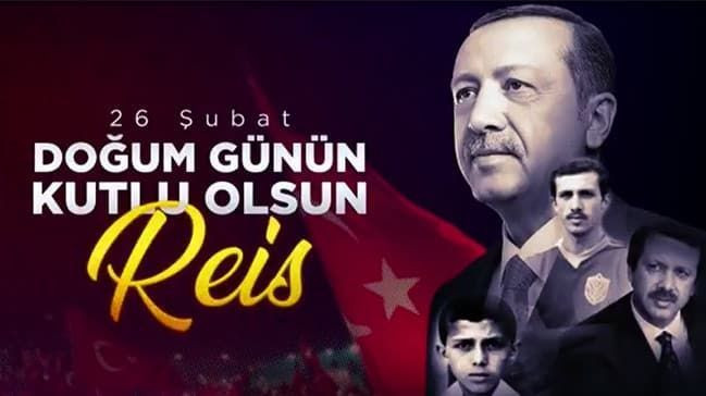 Cumhurbaşkanı Erdoğan'ın doğum günü sosyal medyada gündem oldu! #İyikiDoğdunMilletinAdamı - Sayfa 4