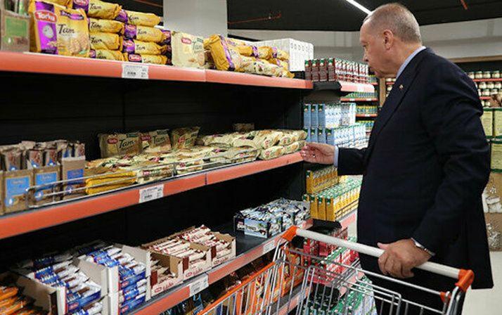 Cumhurbaşkanı Erdoğan talimat verdi, market fiyatları makul seviyelere indirilecek çalışma başladı! - Sayfa 1